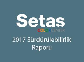 2017 Sürdürülebilirlik Raporu
