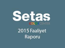 2015 Faaliyet Raporu