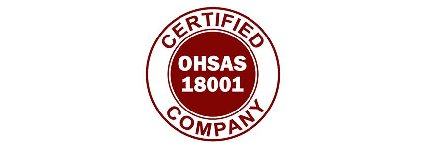OHSAS 18001 İş Sağlığı ve Güvenliği Standardı