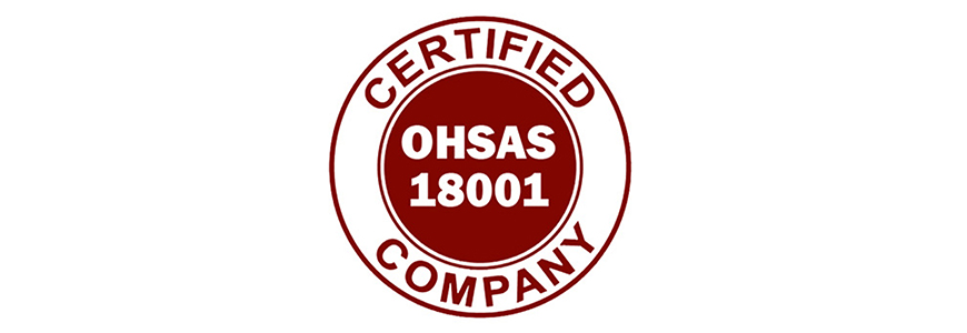 OHSAS 18001 Health and Safety Standard