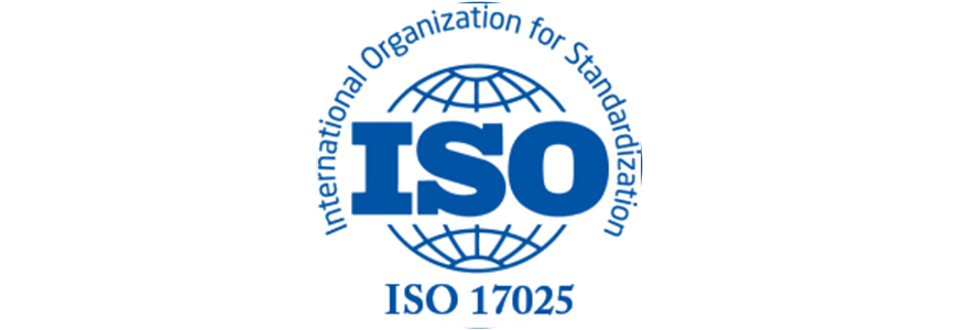 ISO 17025 Laboratory Accreditation