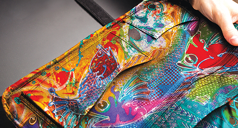 Sustainability is the Paradigm of Digital Textile Printing